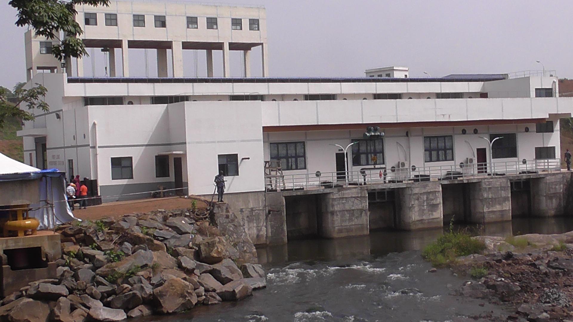 Bankasoka Dam